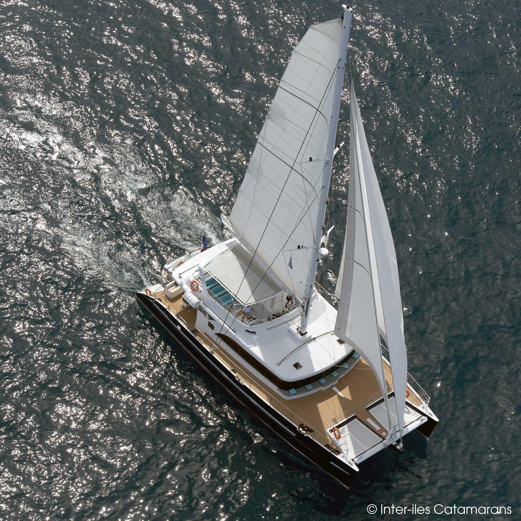Catamaran Harmony Inter-îles La Rochelle