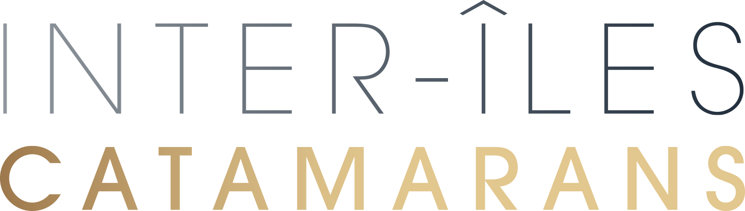 Logo Inter-îles Catamarans Île de Ré La Rochelle