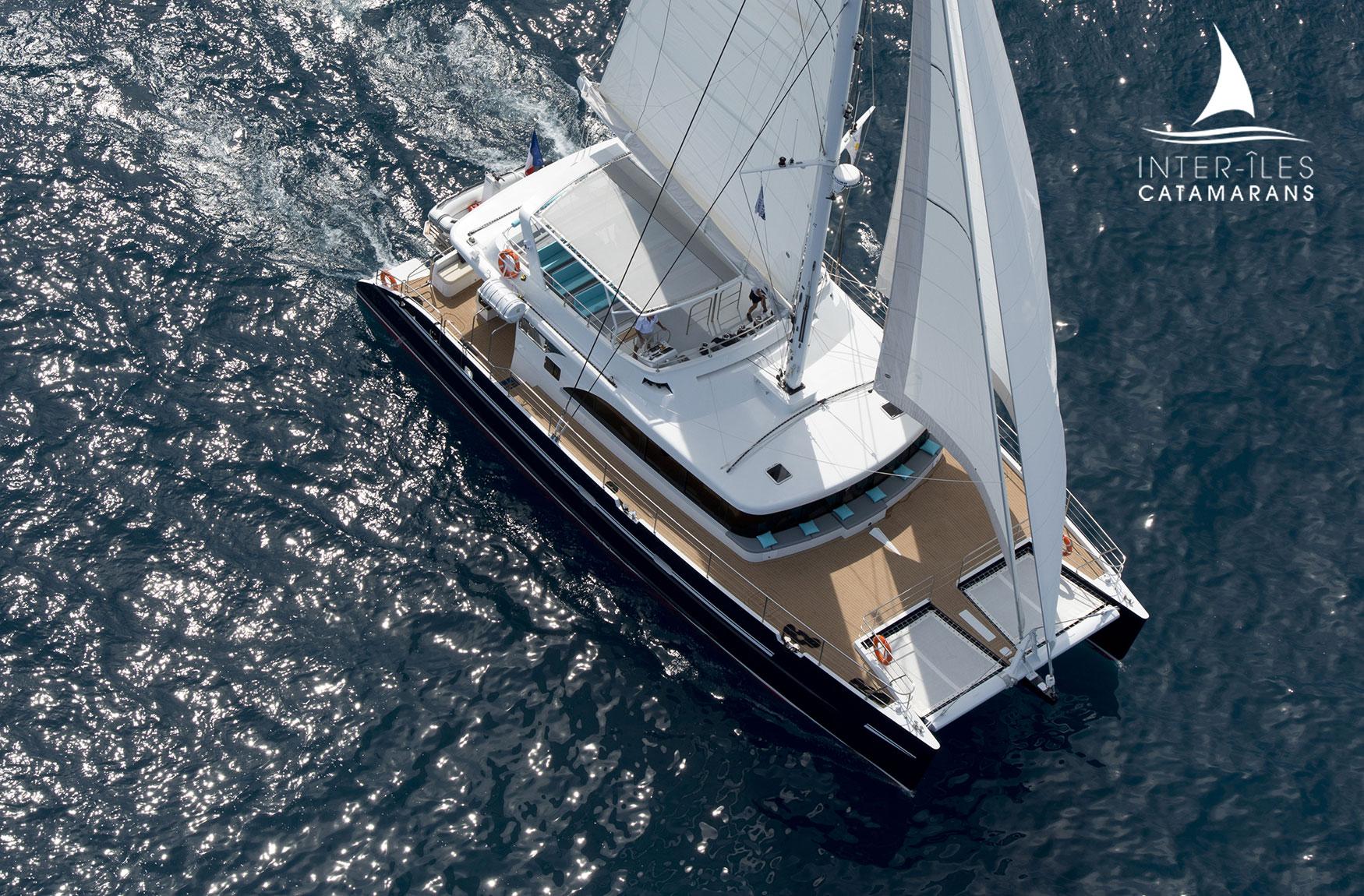 Catamaran Harmony La Rochelle