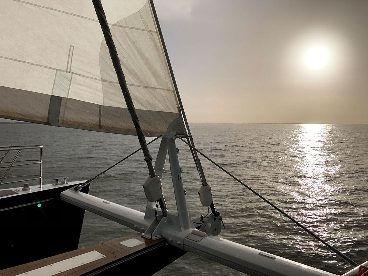 Soirée Coucher de soleil avec Harmony La Rochelle
